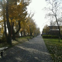 Foto tirada no(a) Kopaszi-gát por Gabi S. em 11/20/2012