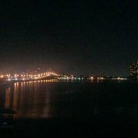 Photo taken at Caloosahatchee Bridge by Brian N. on 1/27/2013