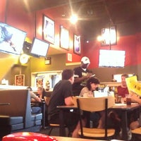 Photo taken at Buffalo Wild Wings by Brian N. on 5/16/2013
