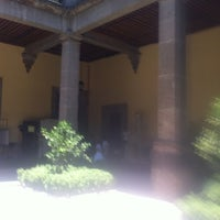 Photo taken at Museo de Medicina by Chan on 7/27/2013