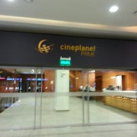 Photo taken at Cineplanet by Pame A. on 3/23/2013