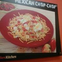 Photo taken at Chicken Kitchen by Jacklyn C. on 10/26/2012