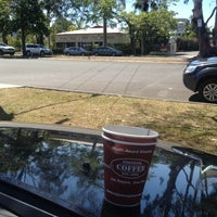 Photo taken at Pioneer Coffee by G P. on 10/5/2012