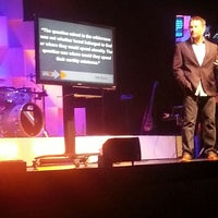 Photo taken at Cornerstone Community Church by Jessica W. on 3/22/2015