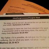 Photo taken at Cornerstone Community Church by Jessica W. on 3/9/2014