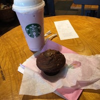 Photo taken at Starbucks by Andrea B. on 3/23/2015