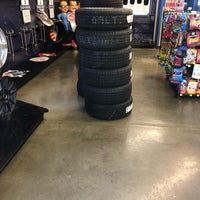 Photo taken at Pep Boys Auto Parts & Service by Andrea B. on 4/28/2018