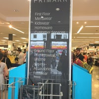 Photo taken at Primark by Nicole H. on 7/24/2016