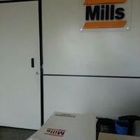 Photo taken at Mills Estruturas e Serviços de Engenharia S.A by Vitor M. on 4/3/2013