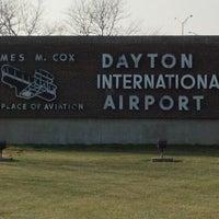 Photo taken at Dayton International Airport (DAY) by ~Tigerbythetail~ *^▁^* on 11/27/2012