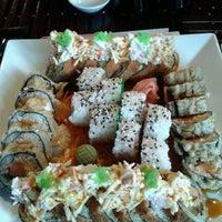 8/17/2013 tarihinde Leo 7.ziyaretçi tarafından Kampai Sushi Bar'de çekilen fotoğraf