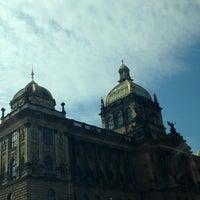 Photo taken at Hotel Beseda Prague by Fernanda C. on 7/16/2014