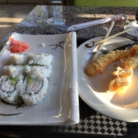 Photo taken at SanSai Japanese Grill by Travis J. on 10/27/2017