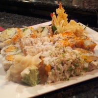 Photo taken at Samurai Japanese Cuisine by Travis J. on 5/22/2013