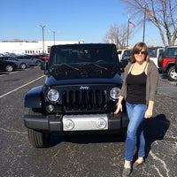 ... Photo Taken At Eastgate Chrysler Jeep Dodge Ram By Stephanie On  10/25/2014 ...
