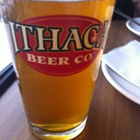 Photo taken at Ithaca Beer Co. Taproom by Bob S. on 1/16/2013