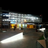 Photo taken at Terminal C by Sersgio C. on 10/11/2012