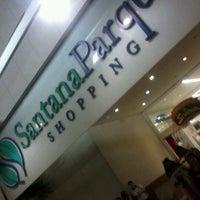 Foto tirada no(a) Santana Parque Shopping por Daniel R. em 12/16/2012