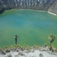 Photo taken at Laguna De Las Minas by Rosaura G. on 2/27/2013