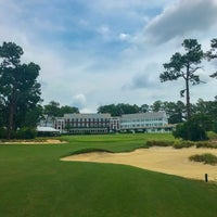 Photo taken at Mid Pines Golf Club by Don K. on 7/29/2017
