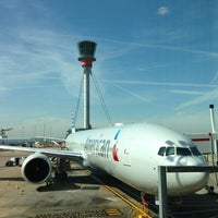 Photo taken at American Airlines Flight 101 by Alan A. on 7/15/2013
