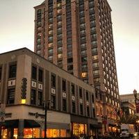 Photo taken at The Westin Portland by Alan A. on 10/10/2012
