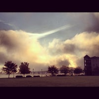 Photo taken at Rhodes Ferry Park by Brandy on 10/9/2012