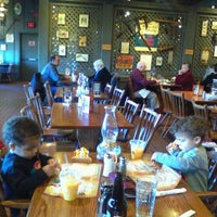 Photo taken at Cracker Barrel Old Country Store by Sonja B. on 1/14/2013