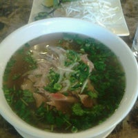 Photo taken at Pho Mignon by KK C. on 1/5/2013