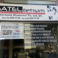Photo taken at satel iletişim by Birol B. on 7/6/2013