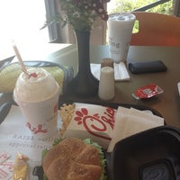 Photo taken at Chick-fil-A by Melinda M. on 10/10/2012