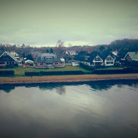 Photo taken at Nord-Ostsee-Kanal by Ahmt D. on 2/17/2017