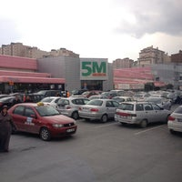 Photo taken at Beylikdüzü Migros AVM by ahmet s. on 3/23/2013