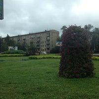 Photo taken at Площадь Ромена Роллана by Сергей on 7/26/2013