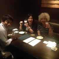 Photo taken at 坐来 大分 Zarai Oita by Marinin on 9/17/2014