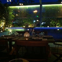 Photo taken at The Ivy by Lambros on 7/3/2013