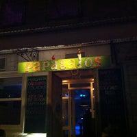 Photo taken at Papagalos by Lambros on 5/3/2013