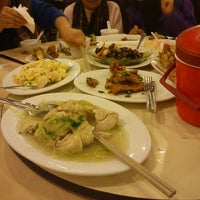 Photo taken at Chong's Restaurant by Simon K. on 10/23/2012