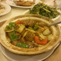 Photo taken at Chong's Restaurant by Simon K. on 10/2/2012