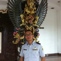 Photo taken at Kantor DPRD Gianyar by Dewa pangto on 8/1/2013