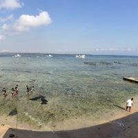 Photo taken at Penida Dive Resort by Dewa pangto on 10/18/2015