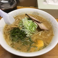 Photo taken at 赤れんがラーメン 南4条店 by Naoto Y. on 10/16/2017
