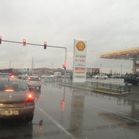 Photo taken at Shell by Settar I. on 2/22/2013