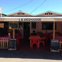 Photo taken at La Gersoise by Dwizer .. on 8/17/2013
