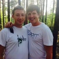 Photo taken at Шашлычок by vera v. on 5/25/2014