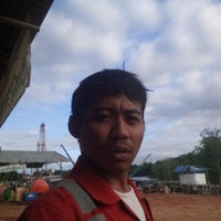 Photo taken at Connoco Philips Suban Gas Plant by Heri K. on 6/7/2015