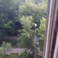 Photo taken at Юннатов, 18 by Yan on 6/24/2014