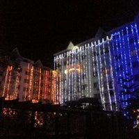 Photo taken at Raheja Residency by Pramod N. on 11/12/2012