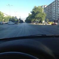 Photo taken at Mustafa Kemal Paşa Bulvarı by Yasin on 7/4/2013
