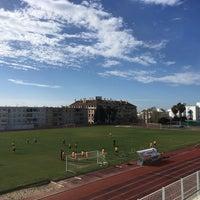 Foto diambil di Polideportivo Municipal Arroyo de la Miel oleh Peter H. pada 3/12/2017